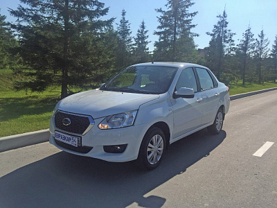 Автомобиль Datsun ON-DO, АТ, 2017г 2017 от 1100 руб